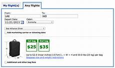 United Domestic Baggage Fees United Airlines Reduces Free Checked Baggage Allowance For