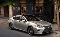 Lexus Es 2019 Vs 2018 by Comparison Lexus Es 350 2018 Vs Lexus Es 350 F Sport