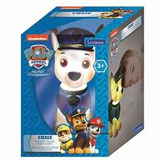 Paw Patrol Night Light Paw Patrol Chase Night Light 163 13 00 Hamleys For Toys
