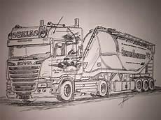 Ausmalbilder Lkw Daf Pin A A Smit Auf Trucks Auto