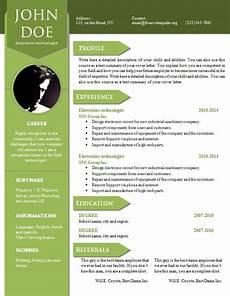 It Cv Template Word Curriculum Vitae Resume Word Template 904 910 Free Cv