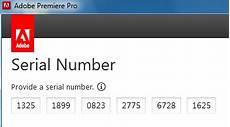 Adobe Premiere Pro Cs6 Serial Number активация триала Adobe Premiere Pro Cs6
