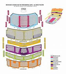 Au Rene Theater At The Broward Center Seating Chart Florida Grand Opera About Fgo Venues