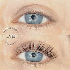 lvl lashes in birmingham by lyb giving volume length