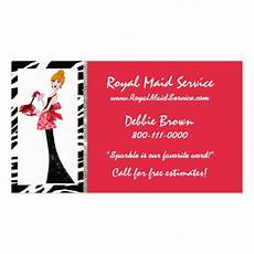 Names For Housekeeping Business Housekeeping Business Cards Zazzle