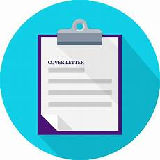 Cover Letter Icon Free Covering Letter Template