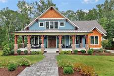 Home Design And Style Craftsman House Plan With Laundry On Both Floors