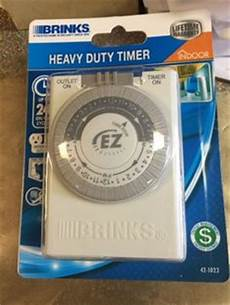 Izoom Ready Light Details About Brinks Ez Dial Preset 7 Day Vacation