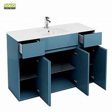 aqua cabinets d450 four door cabinet with 1200mm single