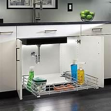 rev a shelf sink organizer bed bath beyond