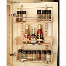 shop rev a shelf wood in cabinet spice rack at lowes