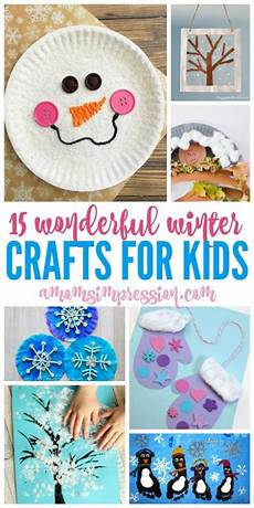 your guide to the best 15 winter crafts ideas