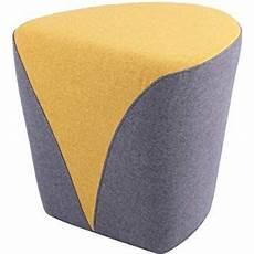 sunon ottoman stool linen fabric cover upholstered