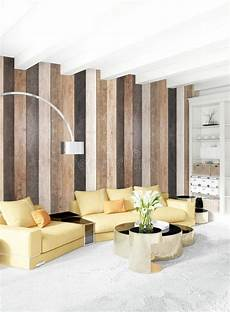 Sofa Bed For Bedroom 3d Image by Minimal Bedroom Interior Design Wood Wall Yellow Sofa 3d