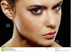 naturlig makeup arkivfoto bild av 28346444