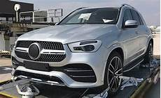 mercedes modellen 2019 2019 mercedes gle suv almost revealed in new