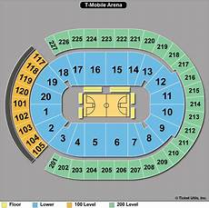 T Mobile Arena Seating Chart View Pac 12 Basketball Tournament Tickets 2018 Pac 12 Tournament