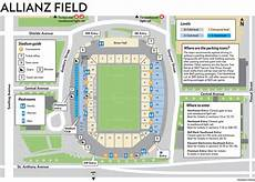 Allianz Field Seating Chart Drive Bus Shuttle Here S How To Get To St Paul S New