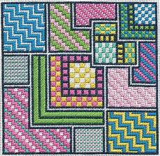 Free Needlepoint Charts Tons Of Needlepoint Stitch Guides Suitable For Plastic