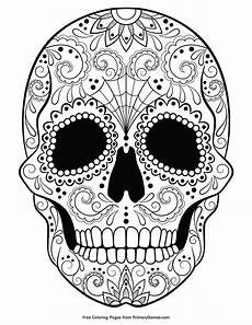 halloween mandala coloring pages halloween coloring pages ebook sugar skull halloween