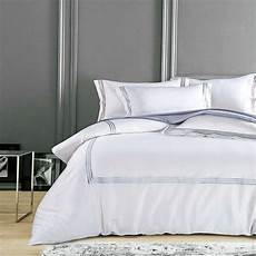 white luxury hotel bedding sets king size