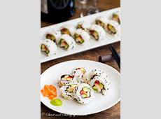 Homemade Sushi Rolls ~Sweet & Savory by Shinee