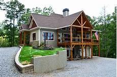 lake wedowee creek retreat house plan
