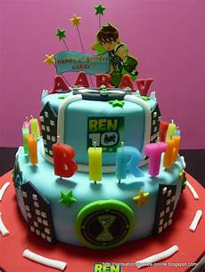 the sensational cakes 3d ben 10 cake singapore 2 tier