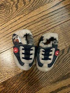 Robeez 6 12 Months Size Chart Robeez Baby Infant Soft Sole Leather Moccasin Shoes Size 6