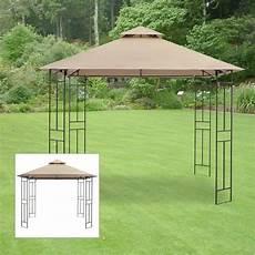 gazebo walmart replacement canopy for toni gazebo riplock 350 garden winds