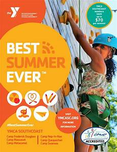 Summer Camp Pamplets 2018 Summer Camp Brochure By Ymca Southcoast Issuu