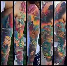 disney sleeve 2214 best disney tattoos images on