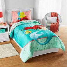 disney mermaid ariel bedding bed in a