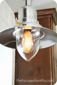 Can Lights New Kitchen Lighting Converting A Can Light With A