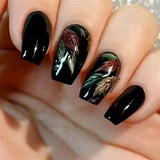 Fall Color Nail Designs 35 Trendy Manicure Ideas In Fall Nail Colors Inspired