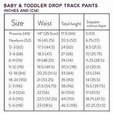 Track Pant Size Chart India Drop Track Pants Size Chart With Images Hipster Baby
