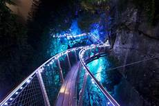 Capilano Suspension Bridge Canyon Lights Tickets 28 Things To Do In Vancouver This Week December 24 To 27