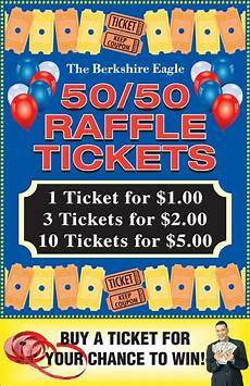 Raffle Ticket Signs 50 50 Raffle Sign Fundraiser Flyer Fundraiser Raffle