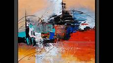 Acrylic Abstract Painting Acrylic Abstract Painting In Just 7 Minutes Real Time