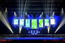 Dome Arena Light Show Ziggo Dome Arena Archive