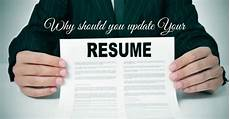 How To Update Your Resume Why Should You Update Your Resume Top 10 Reasons Wisestep