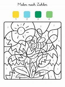 malen nach zahlen tulpen ausmalen zum ausmalen malen