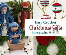 34 easy crochet gifts favecrafts
