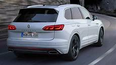 Touareg Vw 2019 by 2019 Volkswagen Touareg R Line New High Tech Flagship