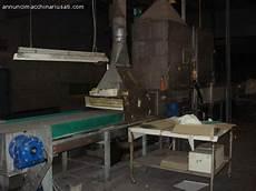 capannone metallico usato nastro trasportatore con tappeto metallico usato treviso