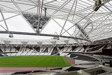London Olympic Stadium Lights London Stadium Buro Happold