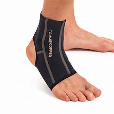 cooper fit ankle sleeve tommie copper mens performance compression ankle sleeve