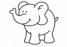 malvorlagen elefanten ausmalbilder 2006559 affefreund