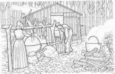 mann und frau arbeiten ausmalbild malvorlage bauernhof