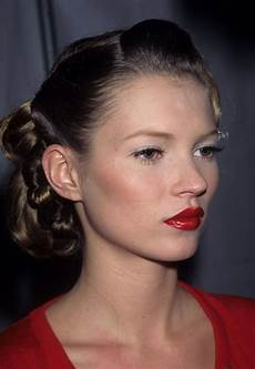 kate moss hair and makeup the years popsugar